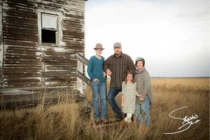 Portrait photographer Alliance Nebraska